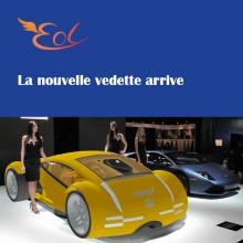 brochure voiture électrique 1er page