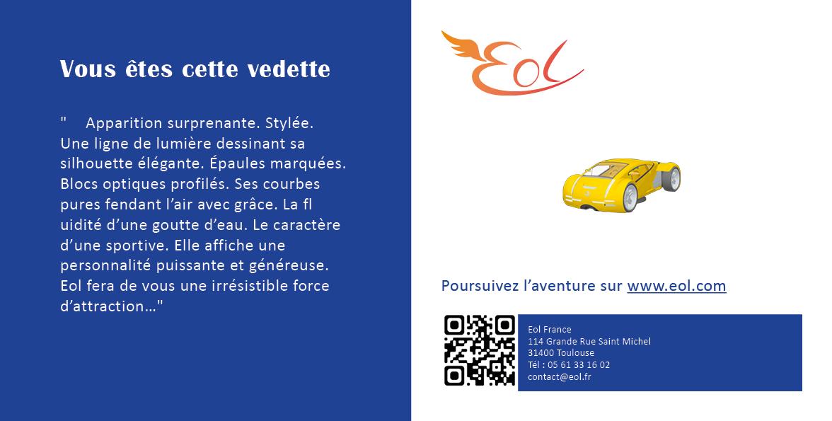 brochure voiture électrique dernière page