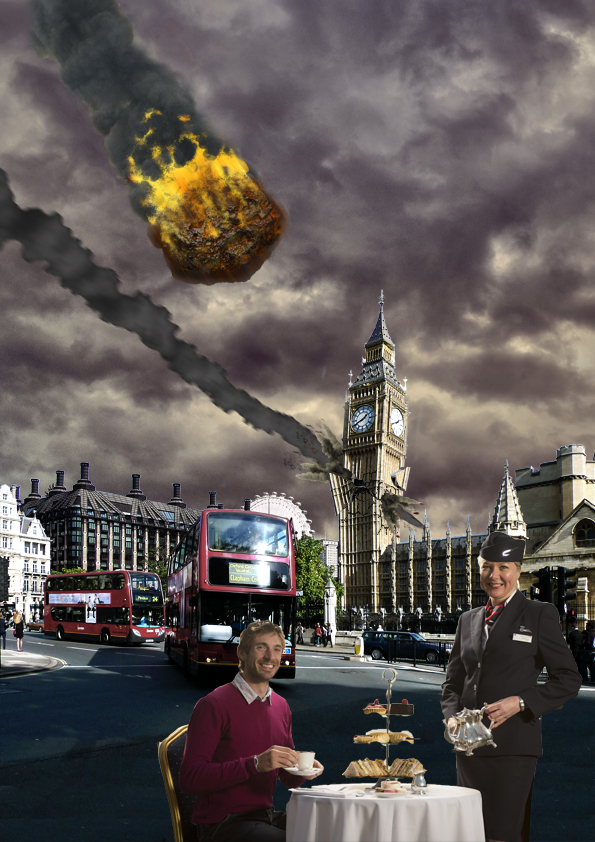 photomontage catastrophe