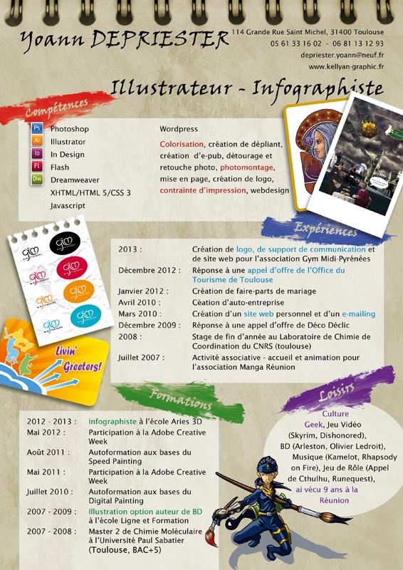 cv graphiste freelance bv35