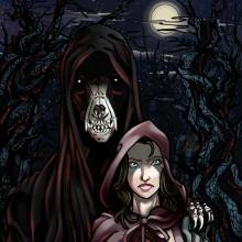 illustration chaperon rouge
