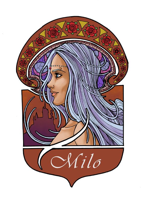 portrait de Milo