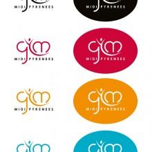 recherche de logo Gym Midi-Pyrénées