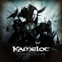 Pochette de l'album Silverthorn de Kamelot