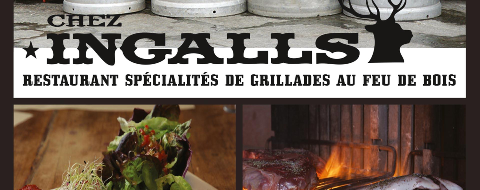 Bandeau Restaurant Chez Ingalls