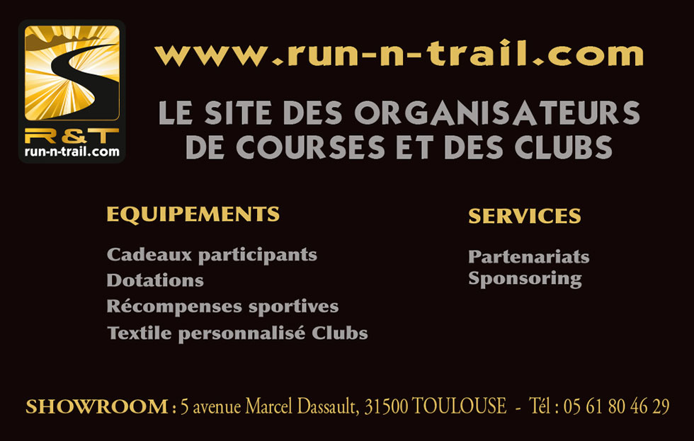 Carte De Visite Runn Trail Site Test