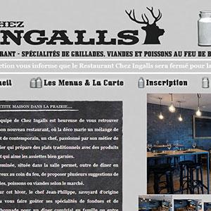 Site web Chez Ingalls