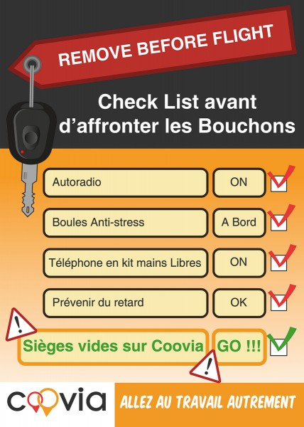 Flyer Coovia Check-list