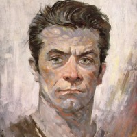Frank Frazetta - Autoportrait