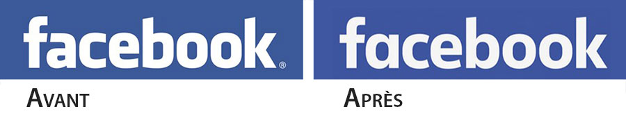Logo Facebook Avant/Après