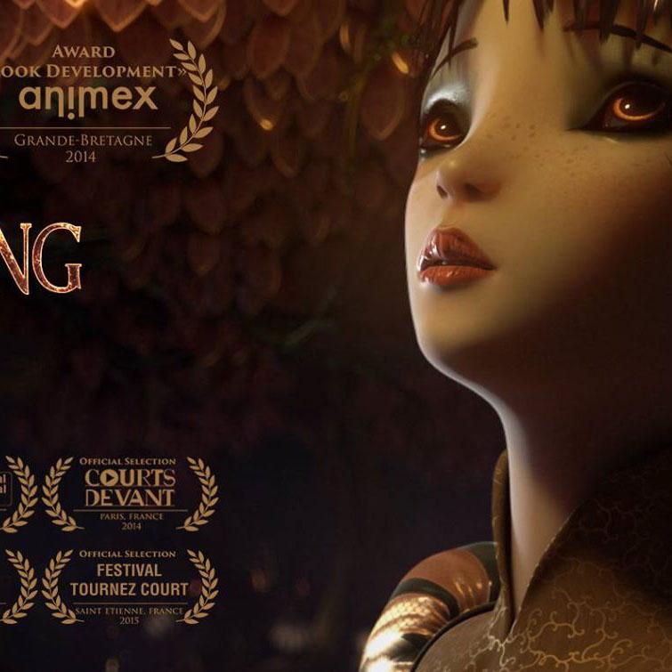 Vignette pour le film d'animation Les Liens de Sang