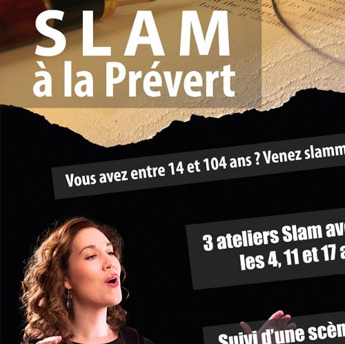 Slam à la Prévert